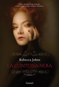 Libro La contessa nera Rebecca Johns