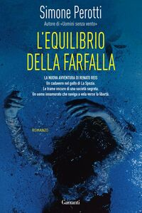 Libro L' equilibrio della farfalla Simone Perotti
