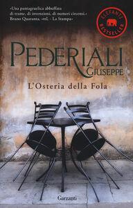 Libro L' osteria della Fola Giuseppe Pederiali