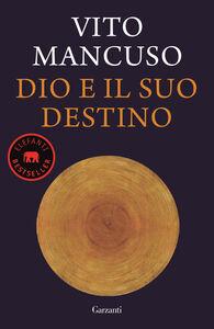Foto Cover di Dio e il suo destino, Libro di Vito Mancuso, edito da Garzanti Libri