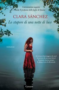 Libro Lo stupore di una notte di luce Clara Sánchez