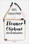 Libro Eleanor Oliphant sta benissimo Gail Honeyman