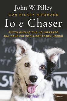 Amatigota.it Io e Chaser. Tutto quello che ho imparato dal cane più intelligente del mondo Image