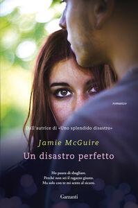 Libro Un disastro perfetto Jamie McGuire