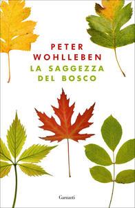 La saggezza del bosco - Peter Wohlleben - copertina