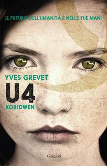 Koridwen. U4. Vol. 1 - Yves Grevet - copertina