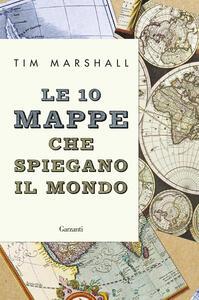 Cartina Mondo Emerso.Marshall Le 10 Mappe Che Spiegano Il Mondo
