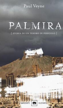 Radiospeed.it Palmira. Storia di un tesoro in pericolo Image