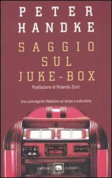 Ilmeglio-delweb.it Saggio sul juke-box Image