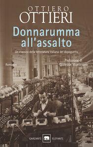 Foto Cover di Donnarumma all'assalto, Libro di Ottiero Ottieri, edito da Garzanti Libri