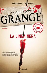 Libro La linea nera Jean-Christophe Grangé