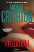 Libro Rivelazioni Michael Crichton