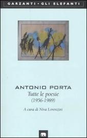 Tutte le poesie (1956-1989)