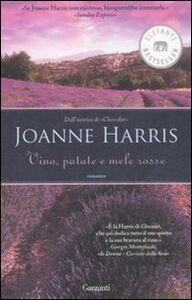 Foto Cover di Vino patate e mele rosse, Libro di Joanne Harris, edito da Garzanti Libri