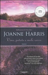 Libro Vino patate e mele rosse Joanne Harris