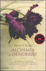 Libro L' alchimia del desiderio Tarun J. Tejpal