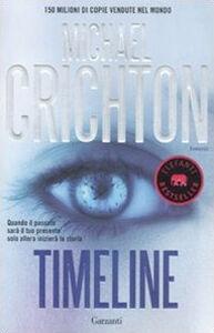 Libro Timeline Michael Crichton