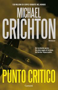Libro Punto critico Michael Crichton