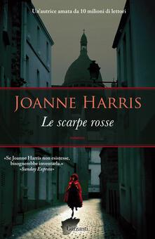 Le scarpe rosse - Joanne Harris - copertina