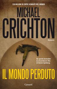 Libro Il mondo perduto Michael Crichton