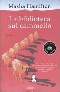 Libro La biblioteca sul cammello Masha Hamilton