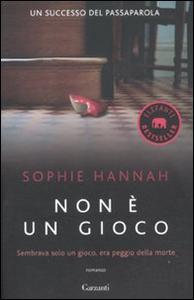 Libro Non è un gioco Sophie Hannah