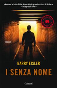 Libro I senza nome Barry Eisler