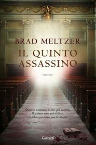 Libro Il quinto assassino Brad Meltzer
