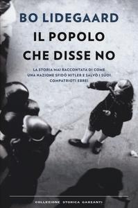 Libro Il popolo che disse no Bo Lidegaard