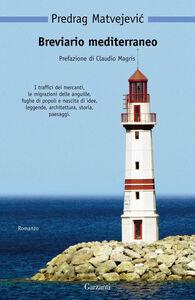 Libro Breviario mediterraneo Predrag Matvejevic