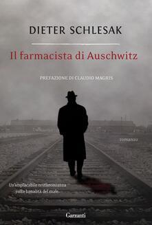 Equilibrifestival.it Il farmacista di Auschwitz Image