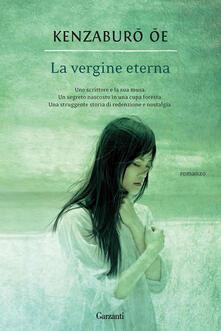 La vergine eterna - Kenzaburo Oe - copertina