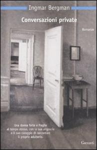 Libro Conversazioni private Ingmar Bergman