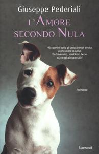 Libro L' amore secondo Nula Giuseppe Pederiali
