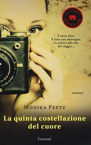 Libro La quinta costellazione del cuore Monika Peetz