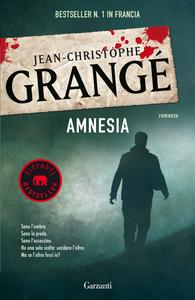 Libro Amnesia Jean-Christophe Grangé