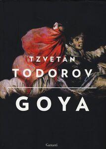 Libro Goya Tzvetan Todorov