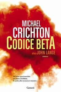 Libro Codice Beta Michael Crichton