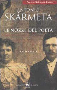 Libro Le nozze del poeta Antonio Skármeta