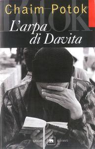 Foto Cover di L' arpa di Davita, Libro di Chaim Potok, edito da Garzanti Libri