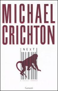 Libro Next Michael Crichton