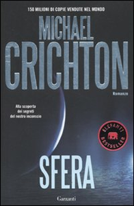 Libro Sfera Michael Crichton
