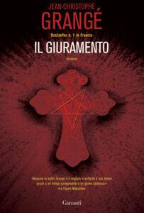 Libro Il giuramento Jean-Christophe Grangé