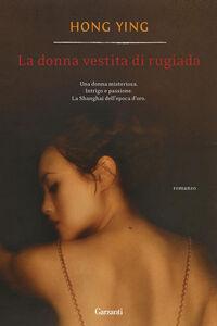 Libro La donna vestita di rugiada Ying Hong