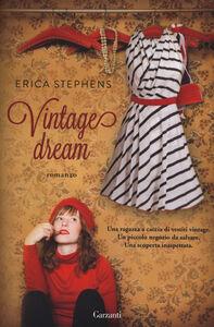 Libro Vintage dream Erica Stephens