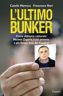 Squillogame.it L' ultimo bunker. La vera storia della cattura di Michele Zagaria, il più potente e più feroce boss dei Casalesi Image