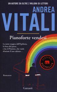 Libro Pianoforte vendesi Andrea Vitali