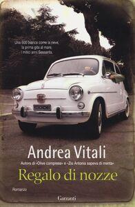 Libro Regalo di nozze Andrea Vitali