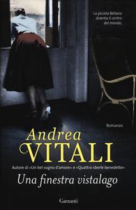 Libro Una finestra vistalago Andrea Vitali