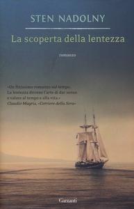 Libro La scoperta della lentezza Sten Nadolny